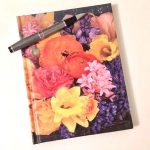 School /Office supplies Spring bloom journal